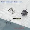 Votre spécialiste Diesel local